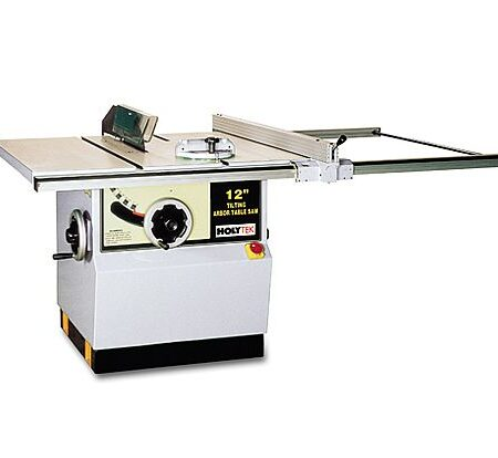 Table Saw & Double End Saw