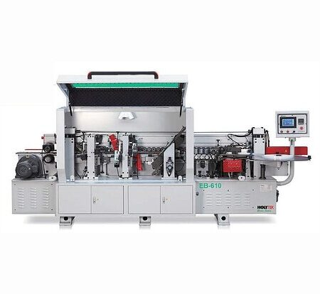 Through-feed Edge Banding Machine